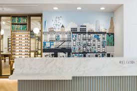 warby parker u0027s first brooklyn store is very warby parker very
