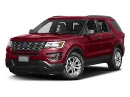 suv ford explorer 2017 ford explorer price trims options specs photos reviews