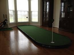chipping pads golf mats pro putt systems