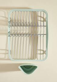 Dish Drainers Wash And Ware Dish Rack Modcloth