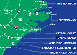 North Carolina how to travel the world images Best north carolina beaches beach travel destinations png