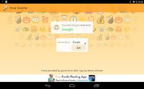 how to see emoji on android emoji switcher root android apps on play