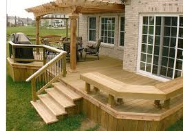 Dream Decks by Wooden Deck Designs Wooden Decks Deck Design And Decking