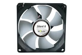 high cfm case fan gelid solutions silent 8