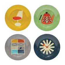 Home Plate by Magpie Modern Home Plate Set