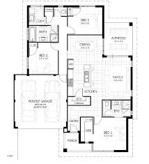 3 bedroom house plan simple 3 bedroom house plans gorgeous inspiration 2 bedroom house