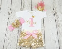 baby girl 1st birthday ideas 1st birthday etsy