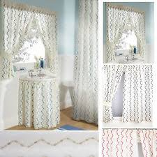Bathroom Window Curtains Bathroom Window Curtains Ebay