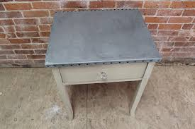 Metal Nightstands With Drawers Oak Nightstand With Drawers U2014 All Home Ideas And Decor Top Metal