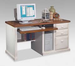 Mini Computer Desks Desk Office File Cabinets Standing Computer Desk Solid Oak