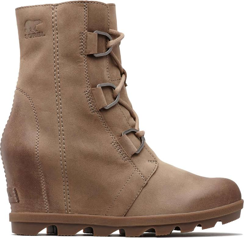 Joan Of Arctic Wedge II Boot (Ash Brown)-6