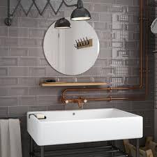 Dark Grey Tile Reverse Metro Dark Grey Gloss Grey Ceramic Kitchen Tiles Wall