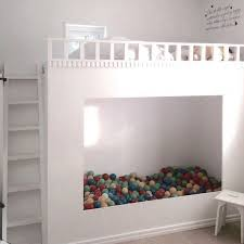 Bed Pit 24 Amazingly Cool Loft Beds For Kids That Double As Play Places