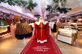 christmas stores 5 stunning christmas stores to visit in london inspirations