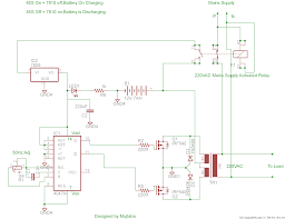solar battery charger circuit diagram wiring diagram components