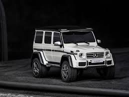 4x4 mercedes is a mercedes g500 4x4 squared that everyone can afford
