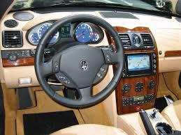 2005 maserati quattroporte interior autodrome cannes geneve 2004 importateur pagani zonda zonda