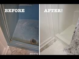 How To Paint A Faucet Diy Shower And Tub Refinishing How To Paint An Old Shower