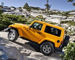 yellow jeep 4 door buying a jeep wrangler what you need to know automall blog