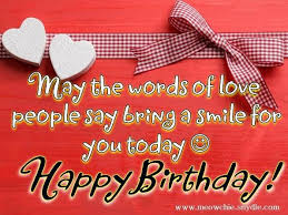 224 best birthday wishes images on pinterest birthday wishes for