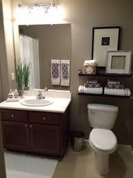 Bathroom Idea Pinterest Extraordinary Best 25 Brown Bathroom Ideas On Pinterest Decor Of