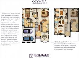 olympia twin villa trexler field floor plans kay builders