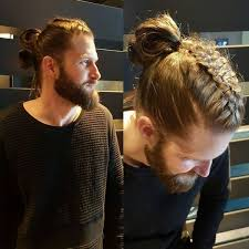 how to do viking hair viking hairstyles for men inspiring ideas from the warrior times