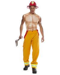 firefighter costume firefighter costume fireman firebug brigade horror