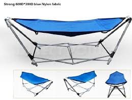 uk shipping included new portable folding camping hammock with