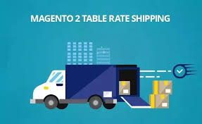 what is table rate shipping how to organize a table rate shipping extension in magento quora