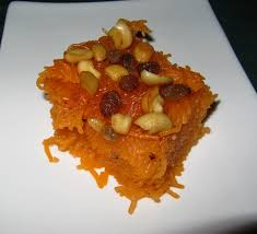 indian khana made easy vermicelli halwa