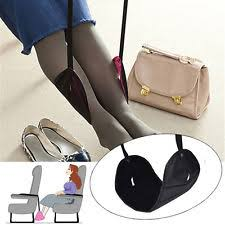 travelmall travel adjustable foot rest stand portable feet hammock