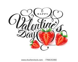 s day strawberries happy s day font composition with beautiful 3d