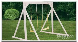 a frame for vinyl child swings weaver playsets in ohio