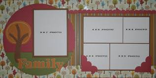 premade scrapbooks scrapbooking for others family premade scrapbook pages for sale