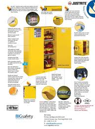 flammable cabinet storage guidelines flammable cabinet big safety blog