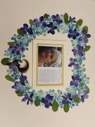 Flower Preservation Memorial Flower Preservation Pressed Floral Memories