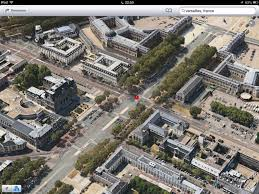 Versailles France Map by Norwegian Government Blocking Apple From Capturing 3d Map Data For