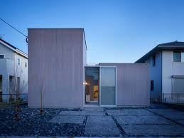Japan Modern Home Design by Modern House Design Buzen Fukuoka House By Suppose Design Office