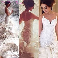 aliexpress com buy modest arabic mermaid wedding dresses 2017 v