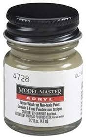 amazon com olive drab testors acrylic plastic model paint toys