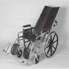alex orthopedic reclining wheelchair w elevating leg rests