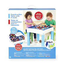 table toys play table toys r us 2 in 1 construction and play table with 2 stools toys r us