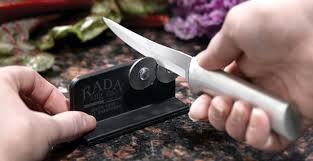 Rada Kitchen Knives Easiest Way To Sharpen Knives How To Quickly Sharpen A Knife