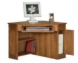 bureau d angle en bois massif bureau d angle informatique en bois massif