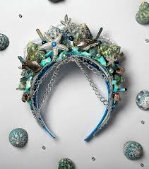halloween jewelry crafts diy mermaid crown by jo ann fabric and craft stores costumes