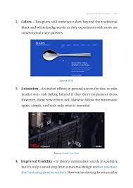web design book of trends 2015 2016