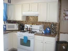 interior modern kitchen design with elegant white timberlake