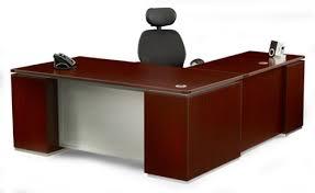 Furniture Of America Computer Desk Canyon Brown Maverick Canyon Cy Series Executive Desks By Maverick Desk