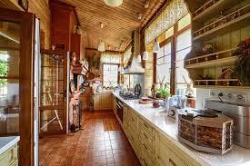 black kitchen cabinets in log cabin log cabin kitchens cabinets design ideas designing idea